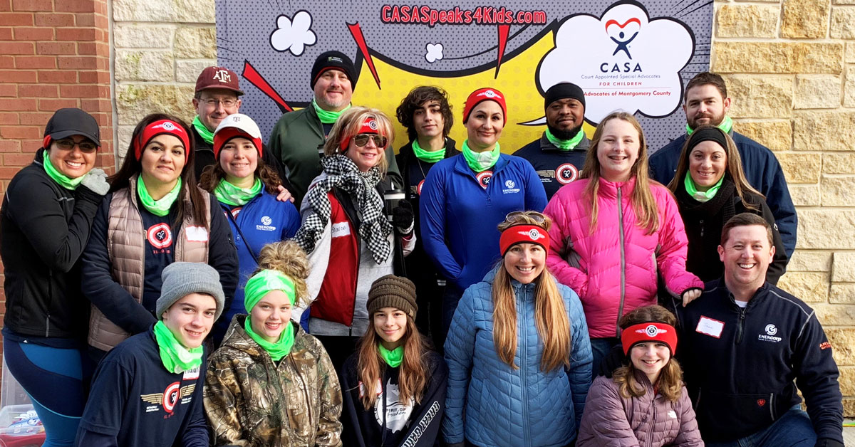 EnerCorp supports CASA 9th Annual SuperHero Race